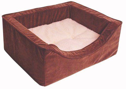 Petmate Luxury Lounger For Sale Dog Bed Furniture Large Dog Crate Dog Pet Beds