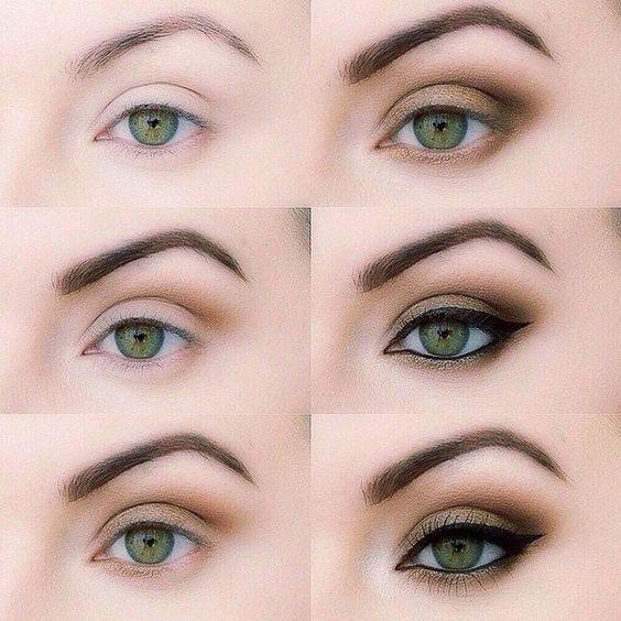 Shadowing Green Eyes Glamarchy Pinterest Beautiful
