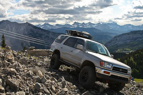3rd gen 4runner tire size/suspension question - Page 2 - Expedition Portal