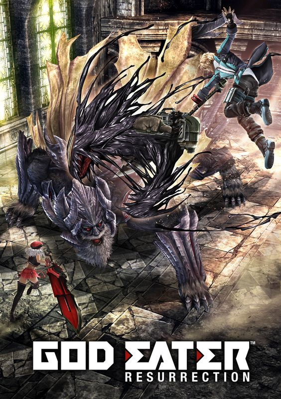 BANDAI NAMCO Entertainment America • Time to rejoice! GOD EATER: Resurrection has been announced to release on 6/28 on the PlayStation 4, PlayStation Vita, and PC. GOD EATER 2: Rage Burst will be launching on 8/30.  If you purchase the limited Day One Edition of GOD EATER 2: Rage Burst on the PlayStation 4… you will receive a download code for GOD EATER: Resurrection and DLC Costumes from Sword Art Online: Hollow Realization, Tales of Zestiria, and Tokyo Ghoul!