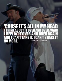 Over and Over Again - Tim McGraw and Nelly