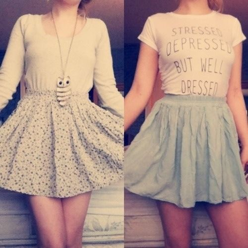 (1) hipster fashion | Tumblr - I want the shirt on the right - with a blazer and black slacks. perfect.: