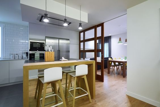 CAMPANAS EXTRACTORAS QUE SE INTEGRAN EN LA DECORACIóN DE LA COCINA - Blog de Línea 3 Cocinas, Diseño, decoración y reforma de cocinas en