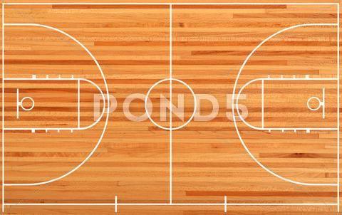 Basketball Court Stock Illustration Ad Court Basketball Illustration Stock Basketball Court Flooring Basketball Floor Basketball Court