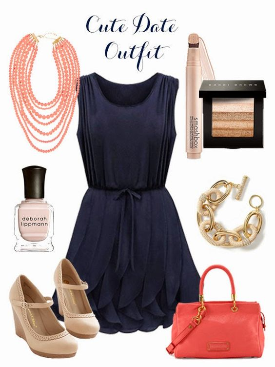 Cute Date Night Outfit | Clothes | Pinterest | This Weekend Necklaces And Date Night Outfits