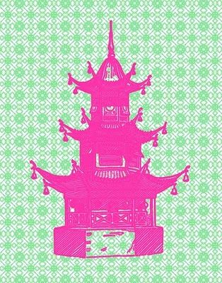 Let the Tide Pull Your Dreams Ashore: Search results for the pink pagoda