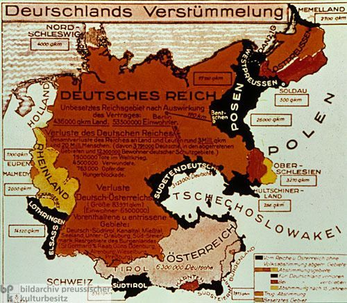 The Message Is Clear Germany Under Imminent Threat The Message