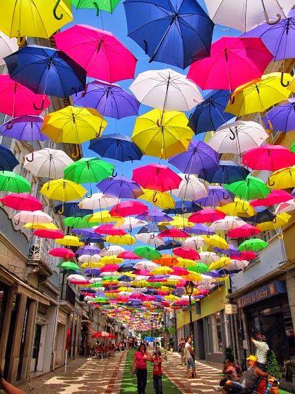 Fotos Impressionantes e Curiosas: Águeda - Distrito de Aveiro - Portugal