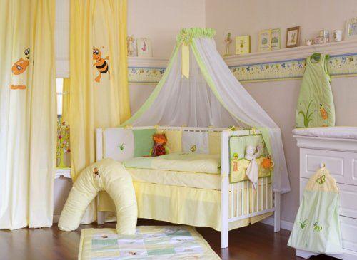 baby vorhänge | möbelideen - Gardine Kinderzimmer Gelb