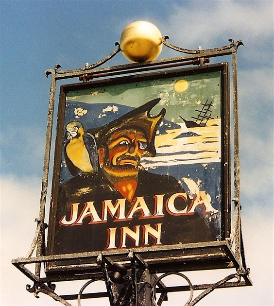 Jamaica Inn hotel, Cornwall's legendary coaching house, immortalised in Daphne du Maurier's novel of the same name, has stood high on Bodmin Moor for over four centuries. We're still referred to by historians as Cornwall's most famous smuggling inn. These days we do welcome the more salubrious guest ... and the odd ghost! The Inn also includes a museum and gift shop as well as a restaurant and bar.