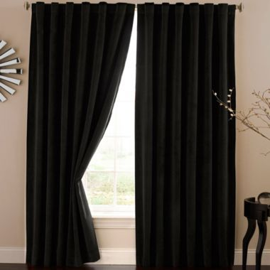 Absolute Zero Rod Pocket Back Tab Blackout Home Theater Curtain Found At Jcpenney For The