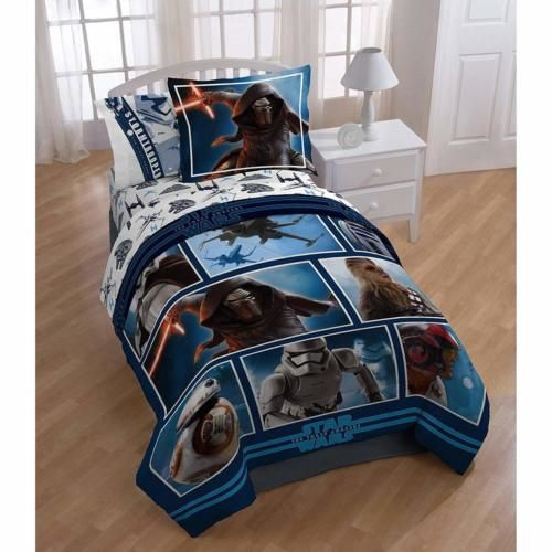 Comforters And Sets 66728 Disney Star Wars Live Action Twin Full