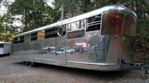 1951 Spartan Imperial Mansion Tct Classifieds For Sale