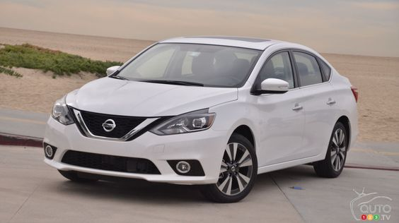 Read our first impressions of the 2016 Nissan Sentra... An average student in a strong class.