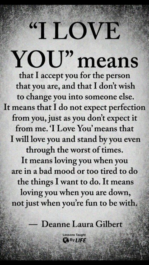 Empty Nesters Quotes ** Such a powerful remind about the power of 'I love  you' means to those who hear it! | I love you means, True quotes, Love  quotes