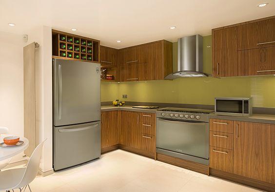Dise o y funcionalidad en l nea blanca para el bienestar - Disena tu cocina online gratis ...