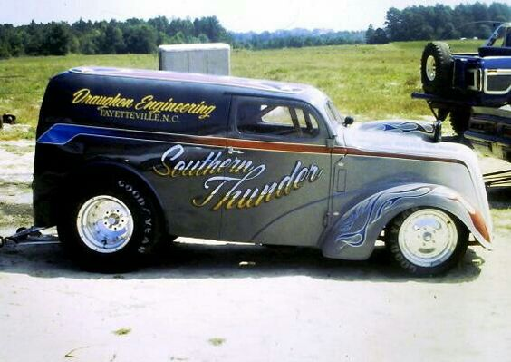 Southern thunder anglia panel misc gassers anglia for Southern motors used cars