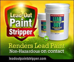 lead out paint removal