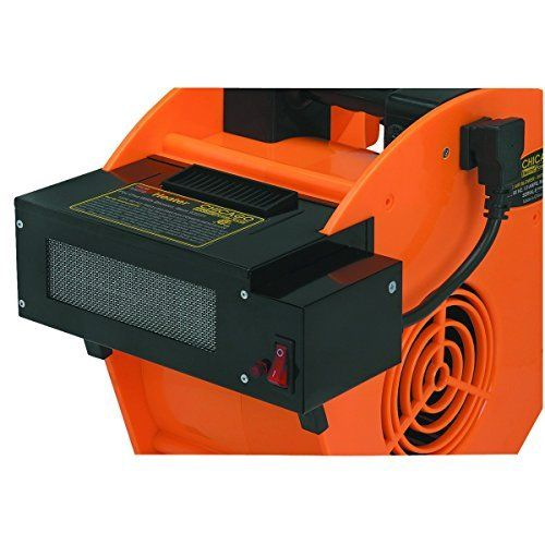 Heater Attachment For Portable Blower By Chicago Electric Power Tools Click For Special Deals Portablehea Electric Power Tools Small Heater Portable Heater