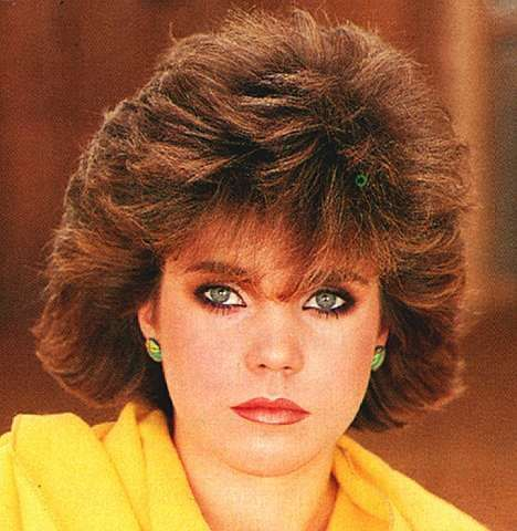 Surprising 80S Hairstyles Hairstyles And Woman Hairstyles On Pinterest Short Hairstyles Gunalazisus