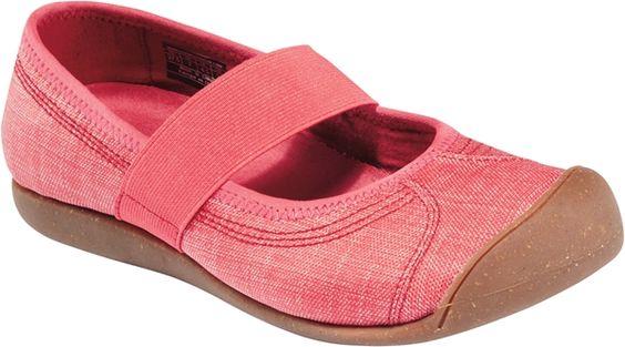 KEEN Footwear - Women's Sienna MJ Canvas #KEENRecess