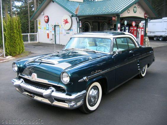 Find New Rust Free 1954 Mercury Monterey Sun Valley In: 1954 Mercury Monterey Sun Valley Hardtop