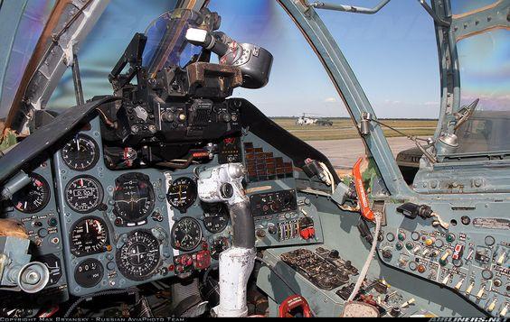Russia - Air Force   Sukhoi Su-25  So retro...
