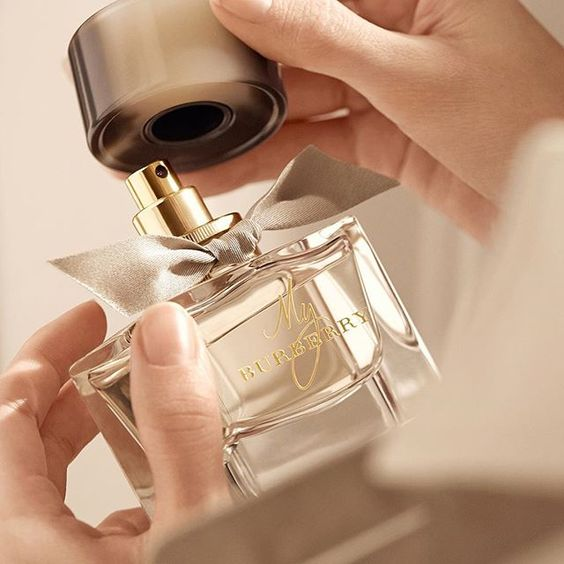 Elegant. Iconic. Personal.  The new #MyBurberry Eau de Toilette