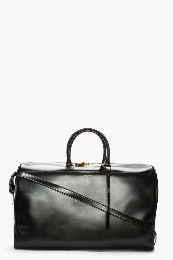 ysl belle de jour clutch replica - Navy Canvas Xavier Duffle Bag | Duffle Bags, Saint Laurent and Saints
