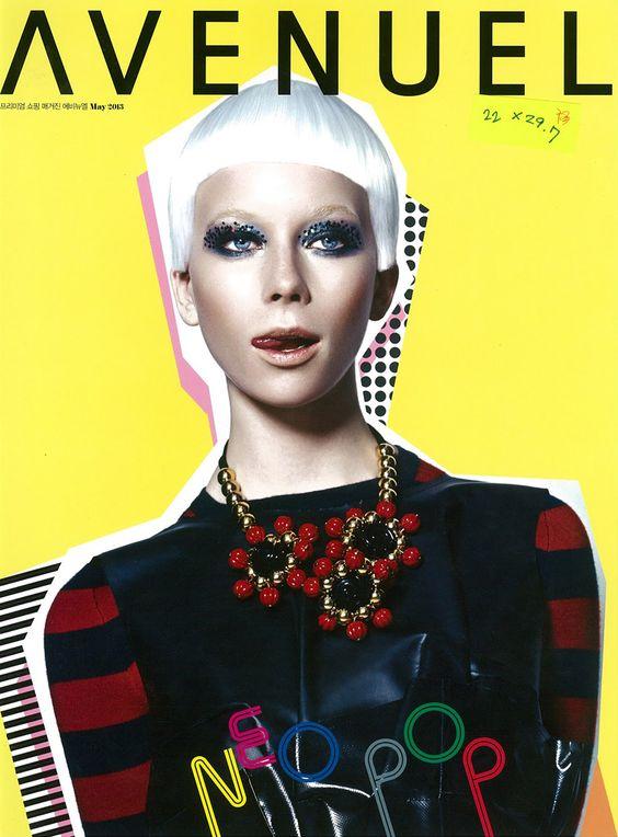 En portada de Avenuel (Korea) May 2013 Sam Ypma #fashion