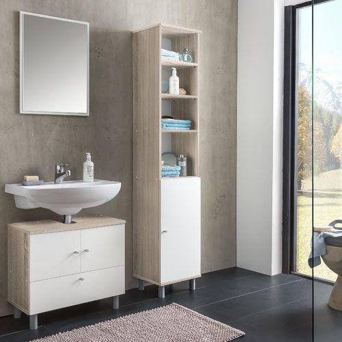 Mercury Row Pedroza 3 Piece Bathroom Furniture Set With Mirror Wayfair Co Uk In 2020 Bathroom Furniture Bathroom Furniture Sets Tuscan Bathroom