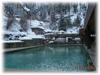 Sleeping Child hot springs, Hamilton Montana