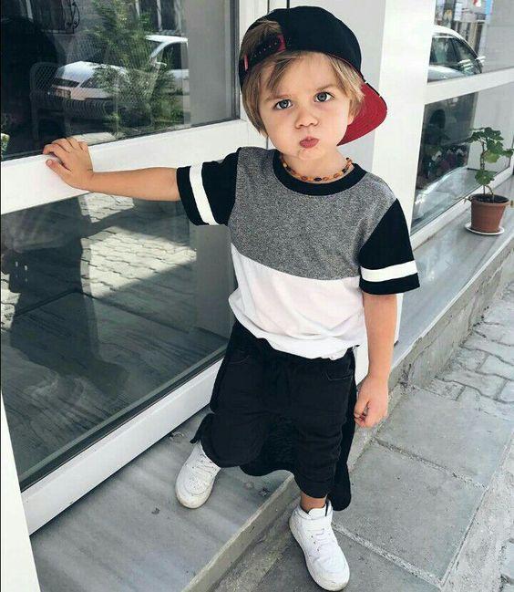 Fotos de crianças tumblr estilosas divino