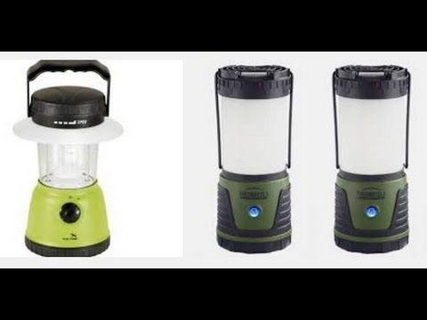 Top 5 Best Camping Lantern - Reviews and Guide