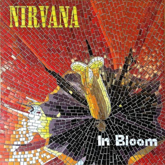 Nirvana – In Bloom (single cover art)