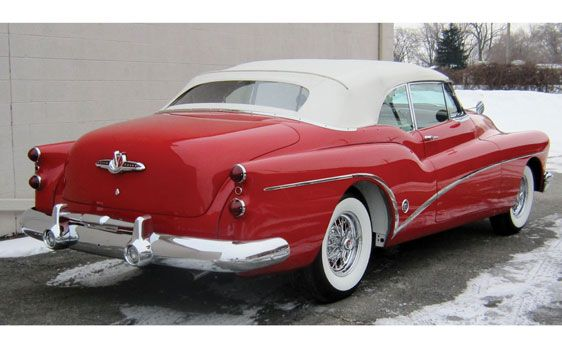 1953 Buick Skylark Convertible...nice lines, still used by Buicl today... SealingsAndExpungements.com... 888-9-EXPUNGE (888-939-7864)... Free evaluations..low money down...Easy payments.. 'Seal past mistakes. Open new opportunities.'