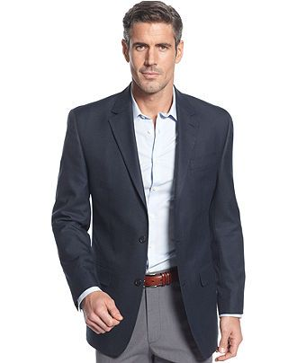 sport coat trousers sport shirt no tie | Business Casual