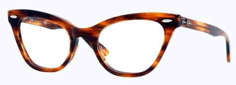 wish LC would carry this Ray Ban frame. Now that's definitely cat eye! :) love it
