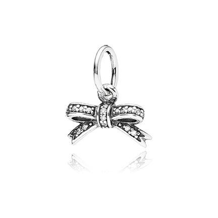 Pandora MOA - Sparkling Bow Pendant, $50.00 (http://www.pandoramoa.com/sparkling-bow-pendant/)