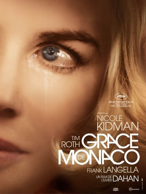 Grace of Monaco (2014) /french movie poster/ - I love her, she is one of my favourite actresses, and this movie was very beautiful about her hardest time. (It's a documentary movie with Nicole Kidman.) The Hitchock-line was perfect too and I loved the lots of close pictures and the night-scenes about Monaco. <3 Wonderful job.