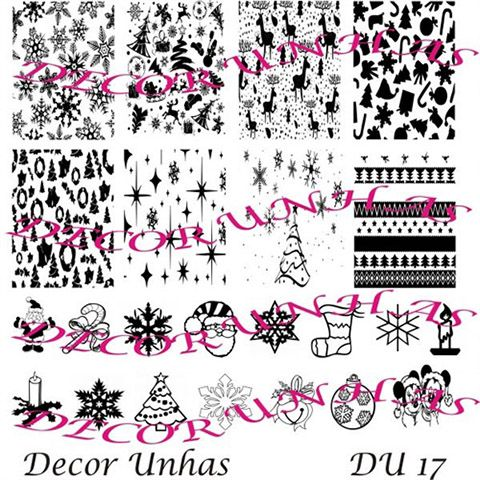 Decor Unhas DU17