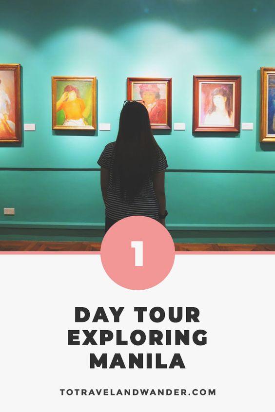 1-Day Tour Exploring Manila