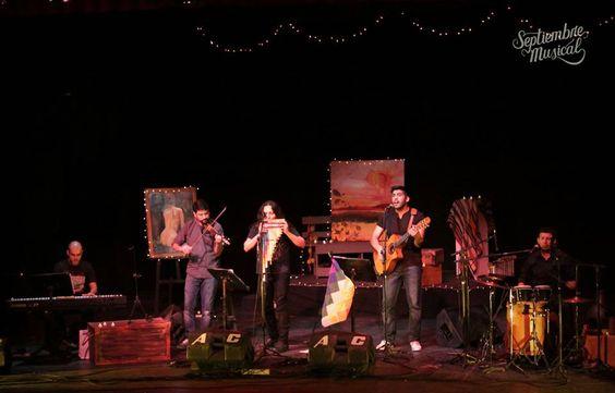 /// 56º #SeptiembreMusical en el año del #Bicentenario / Imágenes de la presentación de Ollanta Grupo, en la Sala Orestes Caviglia.  +info en → www.septiembremusical.gob.ar / #SolopasaenTucuman