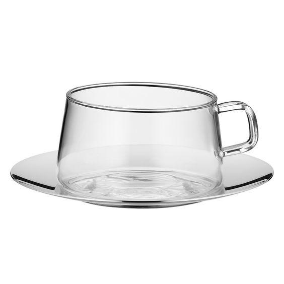 #Geschirr #WMF #06.3631.6040   WMF Tee-Tasse mit Untertasse TeaTime      Hier klicken, um weiterzulesen.