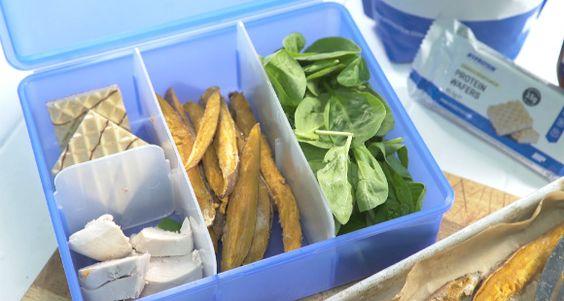 Batatas Fritas con Sirope de Arce ¡Aumenta la variedad de tus platos con…