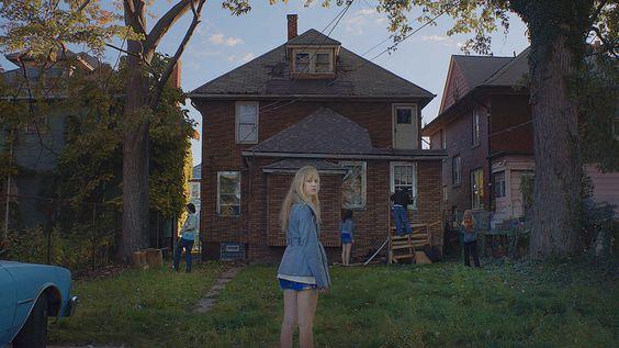 [Film] It Follows de David Robert Mitchell - Maika Monroe