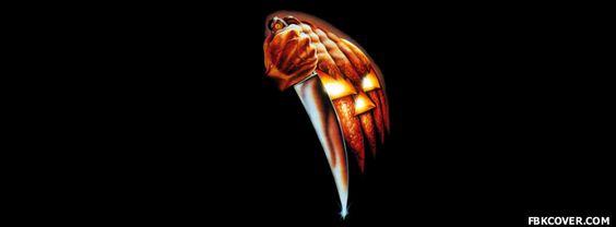 Download Halloween Pumpkin Facebook Cover for Free