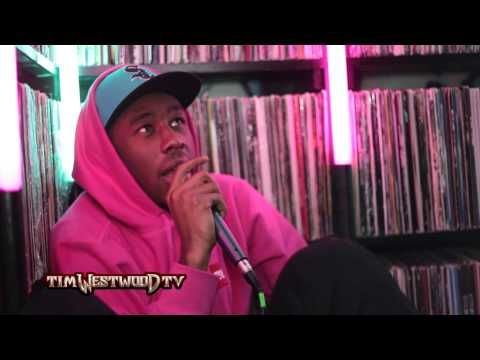 *NEW* Westwood - Tyler The Creator taking heroin & Meth & wild boar in t...