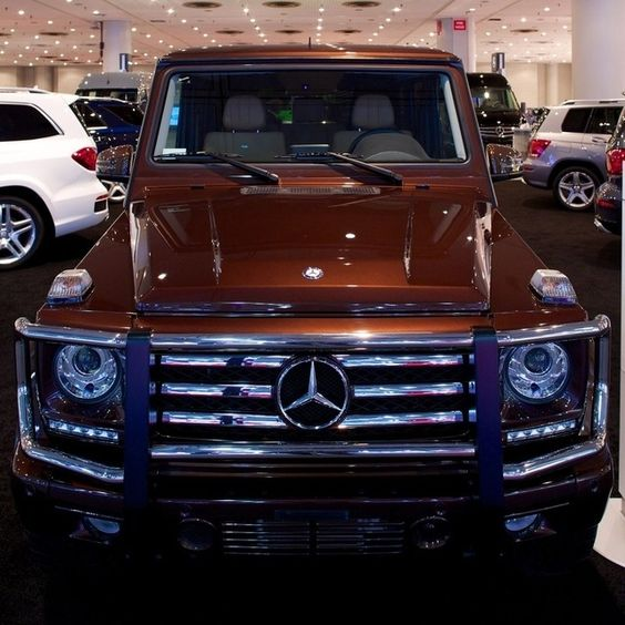Who's heading to #NYIAS this weekend? Make sure to stop by the Mercedes-Benz booth to see all the goodies we brought, like the G-Class.   #mercedes #benz #instacar #GClass @Pia Lappalainen Lappalainen Lappalainen G Wagen #germancars