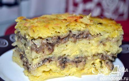 Пироги с солеными грибами рецепты с фото